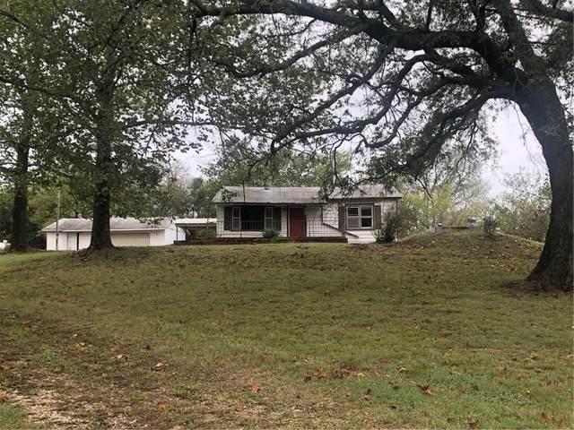 349241 E 970 Road, Sparks, OK 74869 (MLS #980828) :: Meraki Real Estate