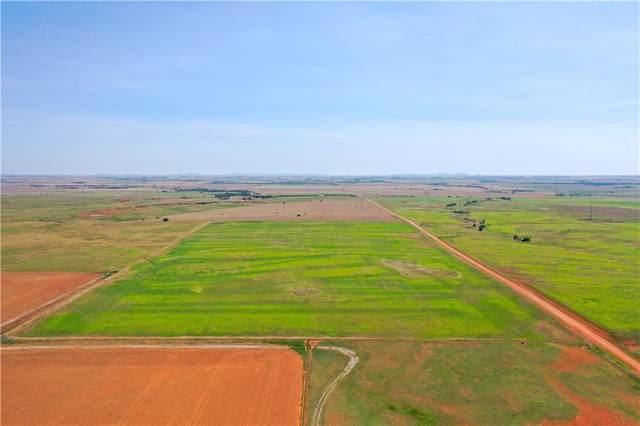 N 2050 Road, Sentinel, OK 73644 (MLS #980833) :: Meraki Real Estate