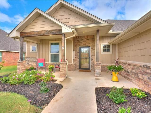 1208 N Beale Terrace, Mustang, OK 73064 (MLS #980844) :: Meraki Real Estate