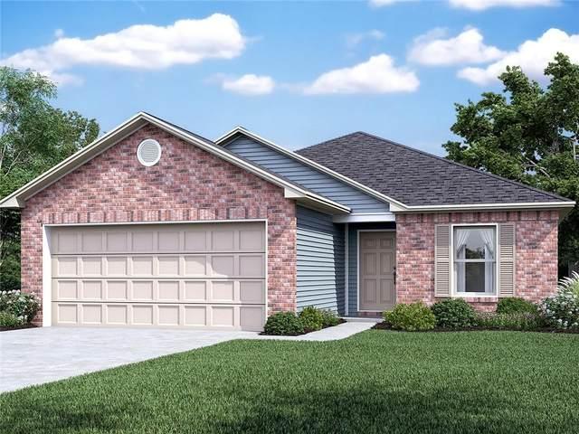 610 Audrey Drive, Tuttle, OK 73089 (MLS #980854) :: 580 Realty