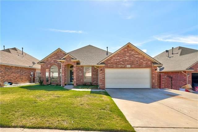 1804 NE 11th Street, Moore, OK 73160 (MLS #980864) :: ClearPoint Realty