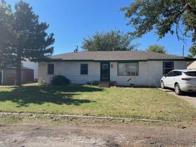 1503 D Street, Snyder, OK 73566 (MLS #980881) :: 580 Realty