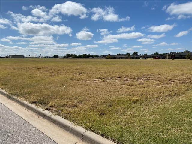 Koch Professional Street, Weatherford, OK 73096 (MLS #980885) :: ClearPoint Realty