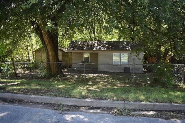 115 W Hayes Street, Shawnee, OK 74801 (MLS #980902) :: KG Realty