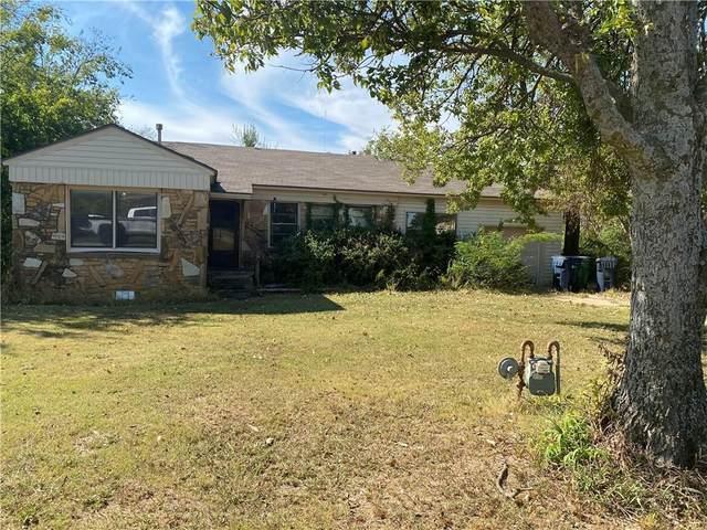 1024 Clover Lane, Oklahoma City, OK 73131 (MLS #980904) :: Homestead & Co