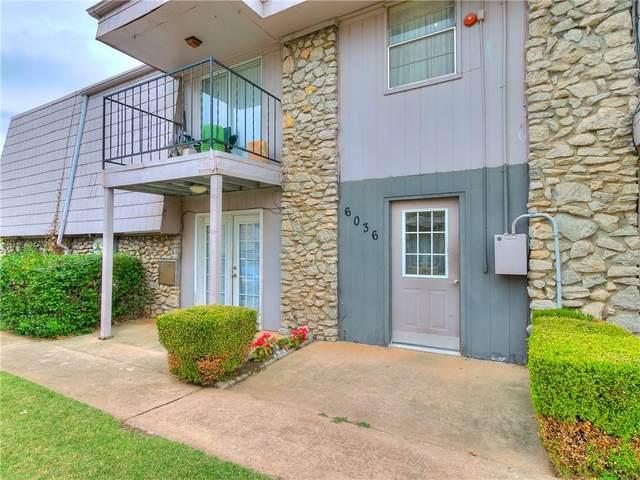 6036 NW Expressway Street Unit B, Warr Acres, OK 73118 (MLS #980912) :: Meraki Real Estate