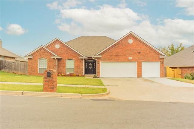 2605 Ridgefield Drive, Norman, OK 73069 (MLS #980919) :: Homestead & Co