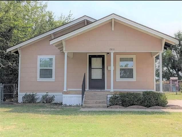 2816 SW 39th Street, Oklahoma City, OK 73119 (MLS #980920) :: Meraki Real Estate