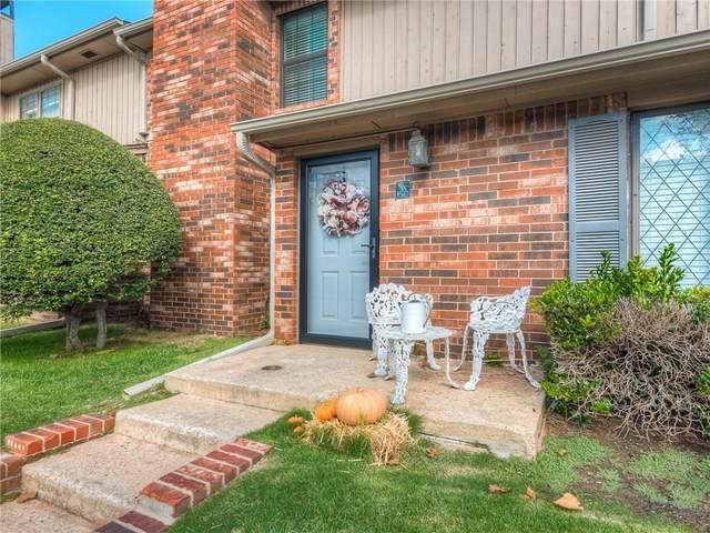 6500 N Grand Boulevard #150, Oklahoma City, OK 73116 (MLS #980926) :: Meraki Real Estate