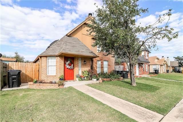 2143 Goodrich Drive, Moore, OK 73170 (MLS #980927) :: Meraki Real Estate