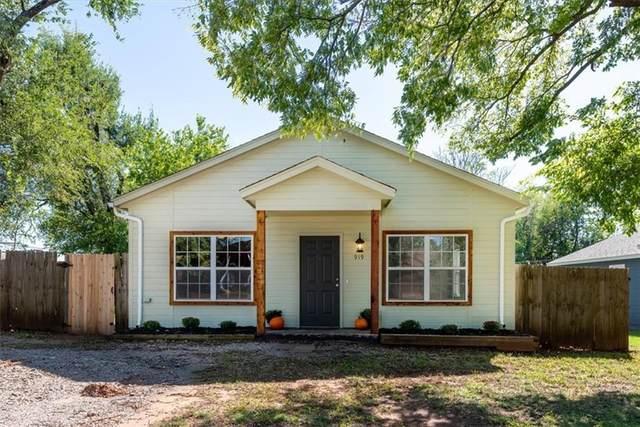 919 E Perkins Avenue, Guthrie, OK 73044 (MLS #980928) :: 580 Realty
