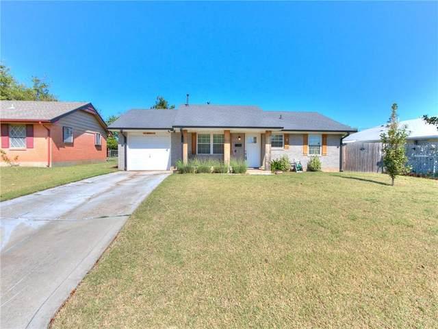 805 NW 8th Street, Moore, OK 73160 (MLS #980932) :: Meraki Real Estate