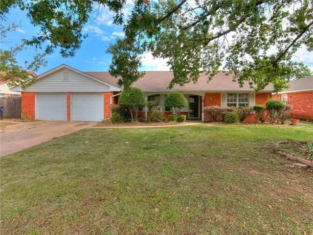 3740 N Riverside Drive, Bethany, OK 73008 (MLS #980936) :: Meraki Real Estate