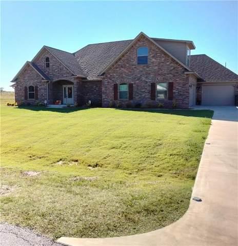 44725 Kingsbury Lane, Shawnee, OK 74801 (MLS #980946) :: Meraki Real Estate