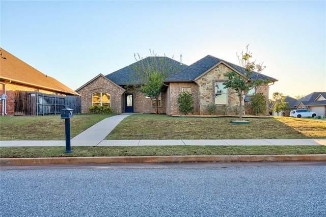 3916 Montclair Drive, Edmond, OK 73013 (MLS #980947) :: Meraki Real Estate