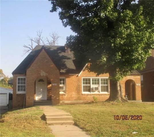 2347 W Park Place, Oklahoma City, OK 73107 (MLS #980953) :: Homestead & Co