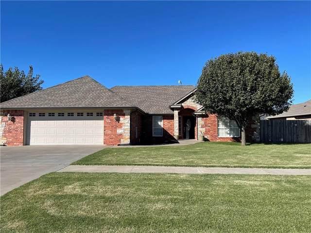 2125 W Ez Go Drive, Weatherford, OK 73096 (MLS #980955) :: Meraki Real Estate