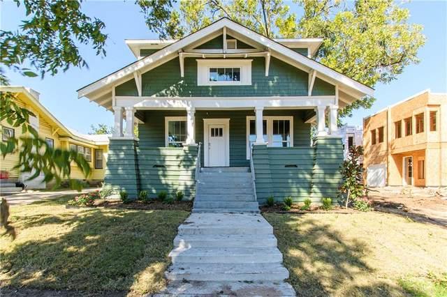 1715 NW 11th Street, Oklahoma City, OK 73106 (MLS #980960) :: The UB Home Team at Whittington Realty