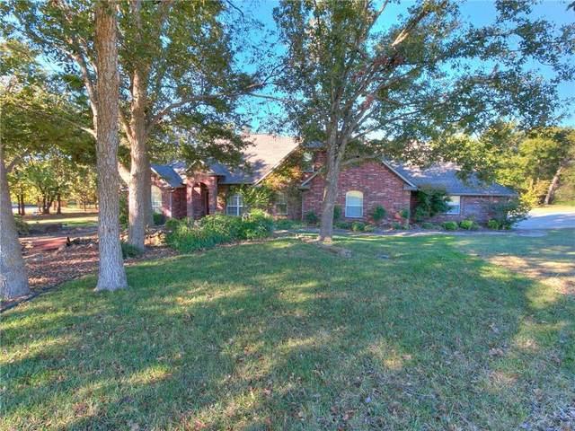 4400 Highland Hills Drive, Norman, OK 73026 (MLS #980962) :: KG Realty