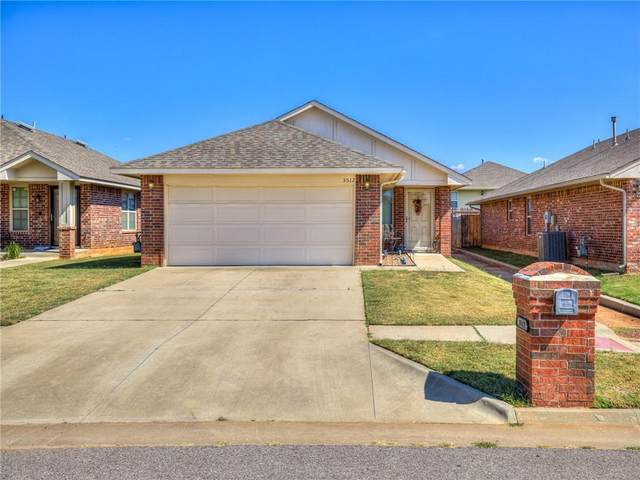 3512 Green Apple Place, Moore, OK 73160 (MLS #980963) :: 580 Realty