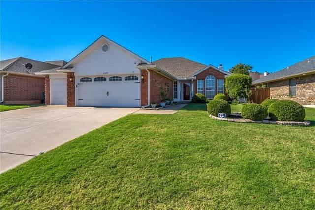 8229 Wilshire Ridge, Oklahoma City, OK 73132 (MLS #980977) :: ClearPoint Realty