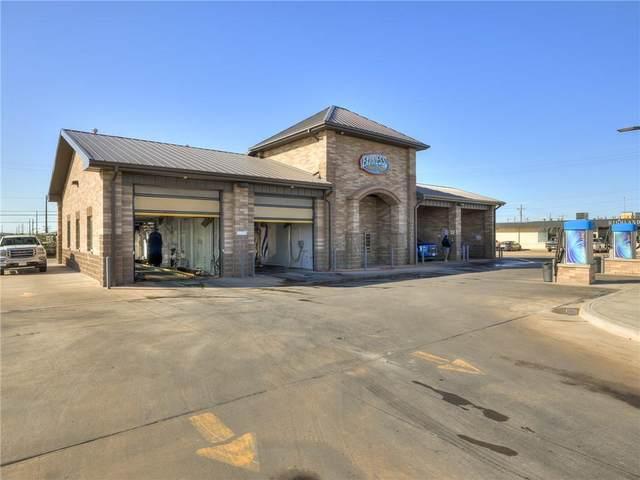 310 E Main Street, Weatherford, OK 73096 (MLS #980980) :: 580 Realty