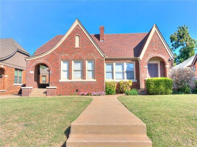 909 East Drive, Oklahoma City, OK 73105 (MLS #980988) :: ClearPoint Realty