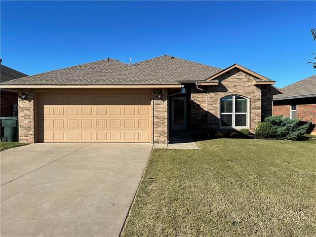 10641 SE 26th Street, Midwest City, OK 73130 (MLS #980994) :: 580 Realty