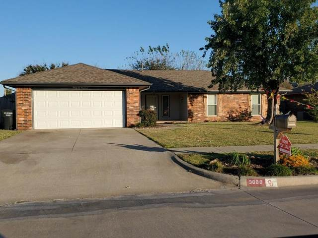 3600 Shannon Drive, Moore, OK 73160 (MLS #980998) :: ClearPoint Realty