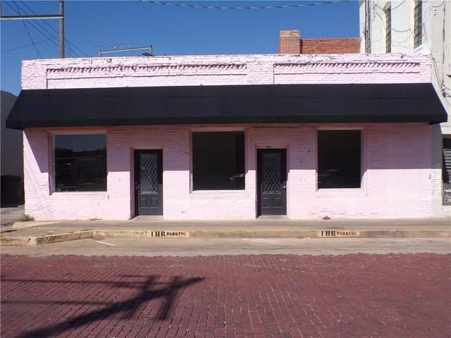 111 W Mcclure Avenue, Pauls Valley, OK 73075 (MLS #981004) :: 580 Realty