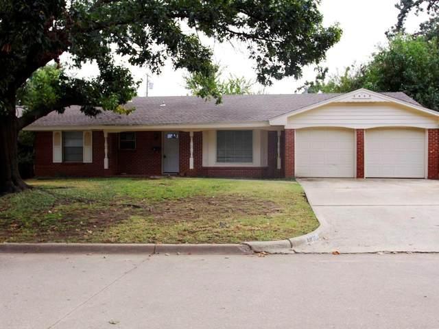 7720 NW 25th Terrace, Bethany, OK 73008 (MLS #981008) :: Keller Williams Realty Elite