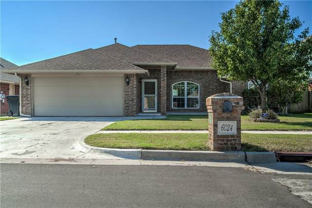 6024 SE 87th Street, Oklahoma City, OK 73135 (MLS #981065) :: 580 Realty