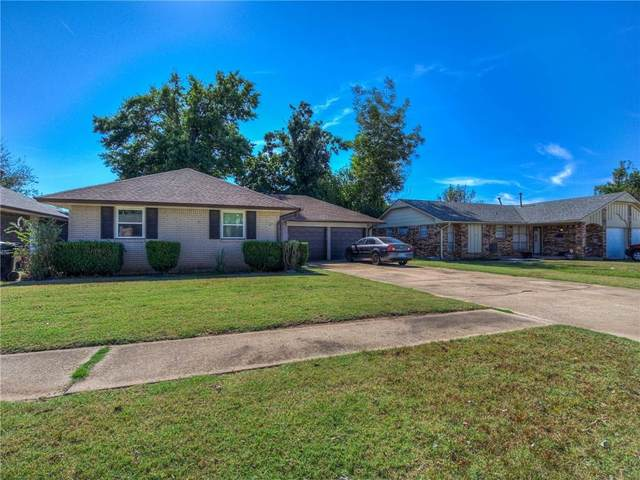 1016 NW 5th Street, Moore, OK 73160 (MLS #981075) :: ClearPoint Realty
