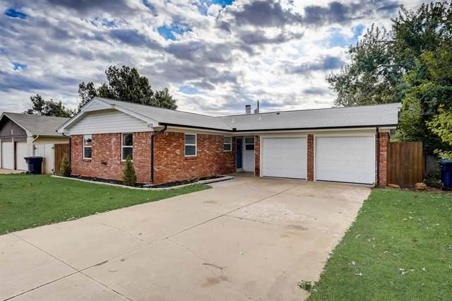 1412 SW Straka Terrace, Oklahoma City, OK 73159 (MLS #981119) :: 580 Realty