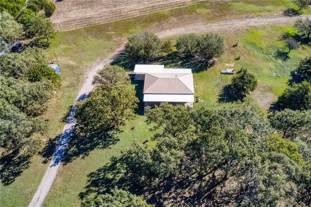 18709 Bethel Road, Shawnee, OK 74801 (MLS #981121) :: 580 Realty