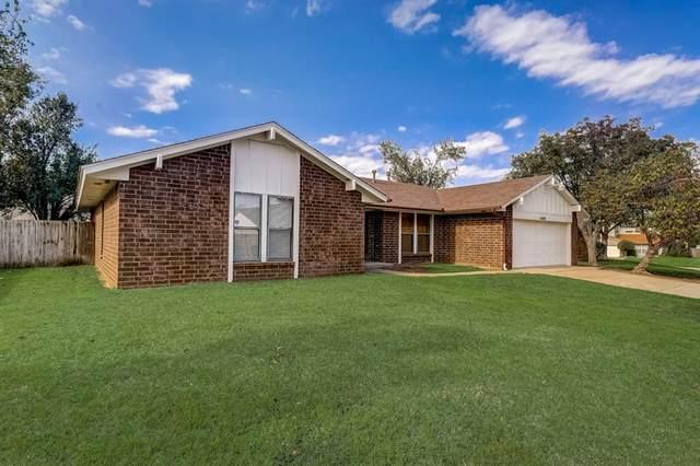 10409 Cricket Court, Oklahoma City, OK 73162 (MLS #981123) :: 580 Realty