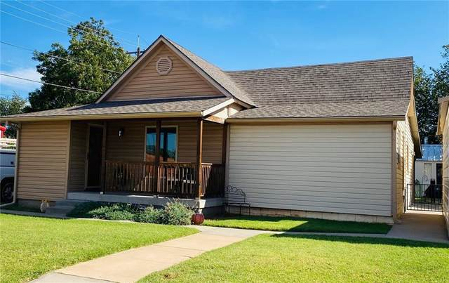 220 S 7th Street, Weatherford, OK 73096 (MLS #981134) :: ClearPoint Realty