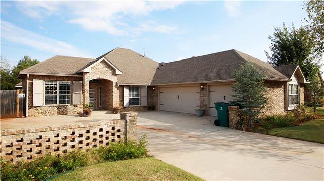 6609 Westlake Boulevard, Oklahoma City, OK 73142 (MLS #981142) :: 580 Realty