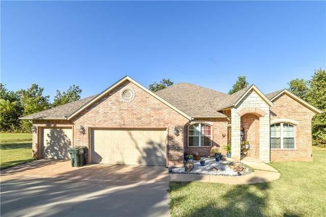 12600 Roadrunner Hill, Guthrie, OK 73044 (MLS #981144) :: Maven Real Estate