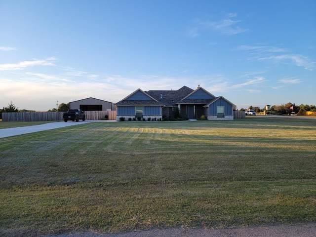 2260 County 1312 Road, Blanchard, OK 73010 (MLS #981155) :: KG Realty