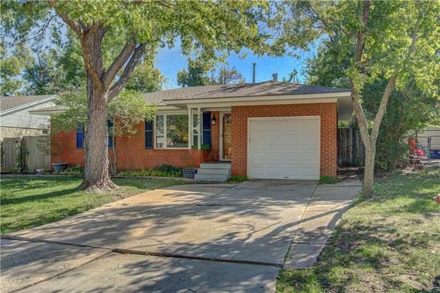 1504 Downing Street, Oklahoma City, OK 73120 (MLS #981160) :: KG Realty