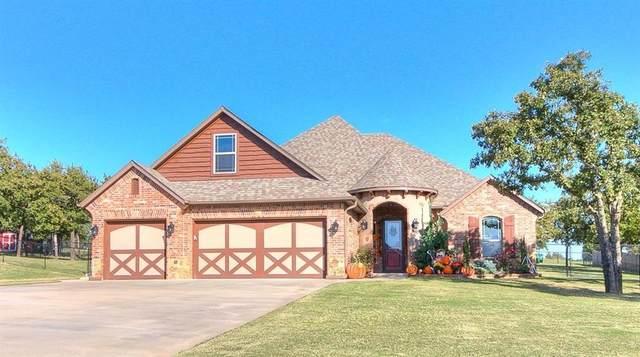 8412 Chantel Drive, Choctaw, OK 73020 (MLS #981196) :: Meraki Real Estate