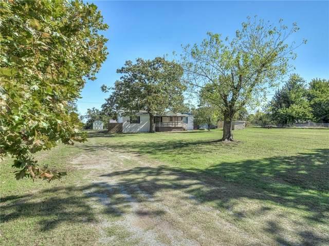5508 S Triple X Road, Choctaw, OK 73020 (MLS #981202) :: Meraki Real Estate