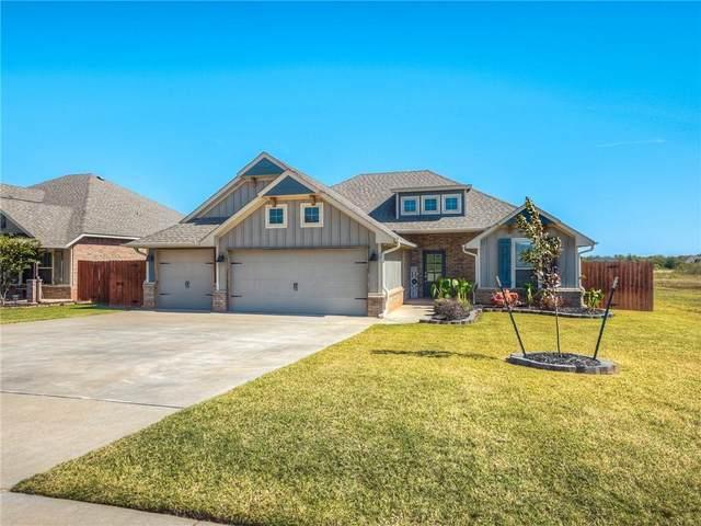 1204 N Storybrook Terrace, Mustang, OK 73064 (MLS #981203) :: Keller Williams Realty Elite