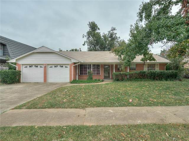 3116 Shadybrook Drive, Midwest City, OK 73110 (MLS #981205) :: The Gardner Real Estate Team