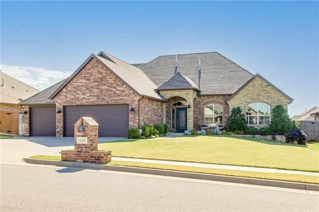 3104 SW 138 Street, Oklahoma City, OK 73170 (MLS #981213) :: Keller Williams Realty Elite