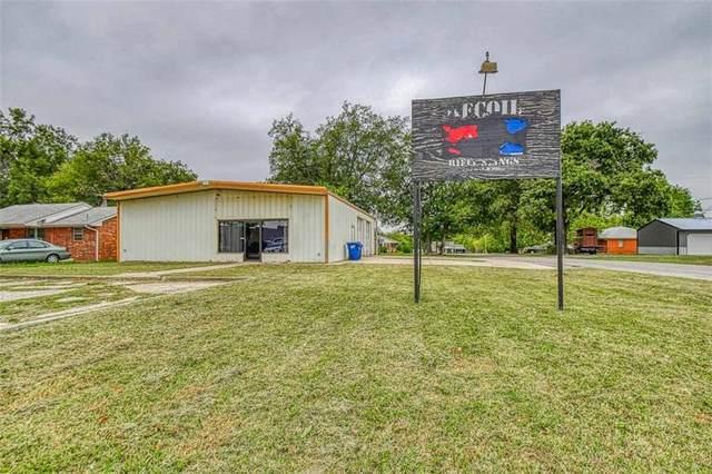 116 N 2nd Street, Noble, OK 73068 (MLS #981239) :: Meraki Real Estate