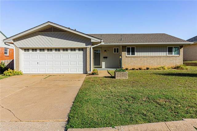 521 W Silver Meadow Drive, Midwest City, OK 73110 (MLS #981247) :: Keller Williams Realty Elite