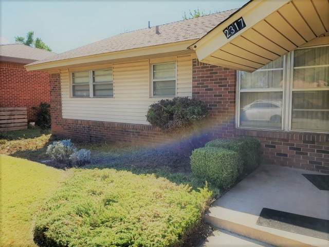 2317 N Wheeler Avenue, Bethany, OK 73008 (MLS #981257) :: Keller Williams Realty Elite