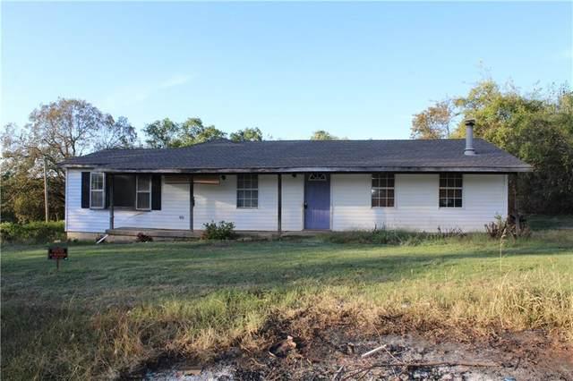 12531 SE 54th Street, Choctaw, OK 73109 (MLS #981260) :: Meraki Real Estate